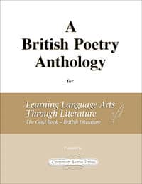 A British Poetry Anthology 9781929683307