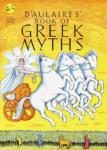 Book of Greek Myths by Ingri and Edgar Parin d'Aulaire 9780440406945