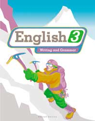 Go to BJU Press English for Grades 1-3
