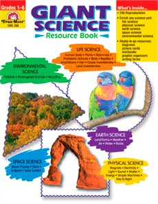 Giant Science Resource Book 9781557996961