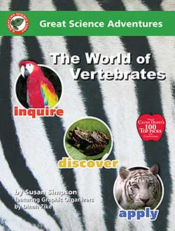 The World of Vertebrates, Great Science Adventures Series