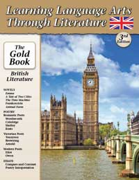 Learning Language Arts Through Literature Gold British Book 9781929683321