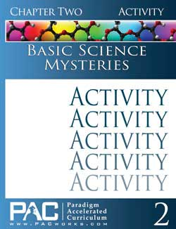 Basic Science Mysteries Activity Booklet Set