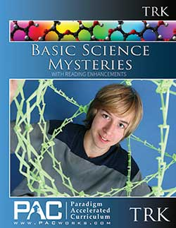 Basic Science Mysteries Teacher Resource Ki