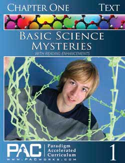 Basic Science Mysteries Text Booklet Set