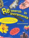 Research in Increments by Susan Kemmerer 9780975854310