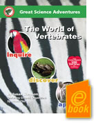 E-Book for The World of Vertebrates- Great Science Adventures