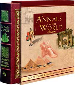 Annals of the World Hardcover 9780890513606