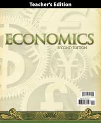 Economics Teacher's Edition BJUPress 9781591664123