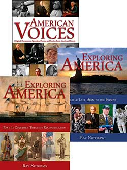Go to Exploring America by Notgrass Company