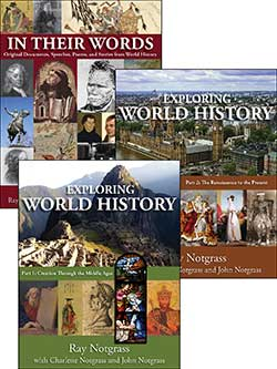 Go to Notgrass Exploring World History