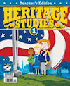 Heritage Studies History 1 Teachers Edition with CD 281501