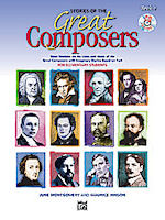 Stories of Great Composers Book 1 and Compact Disc