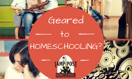 Geared to Homeschooling?