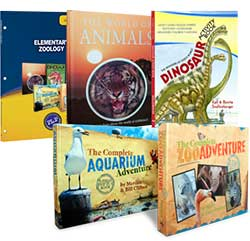 Elementary Zoology Curriculum Package by Master Books 9780890517475