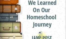 10 Things We Learned On Our Homeschool Journey