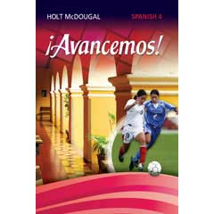 Go to Holt McDougal ¡Avancemos! Homeschool Spanish Level 4