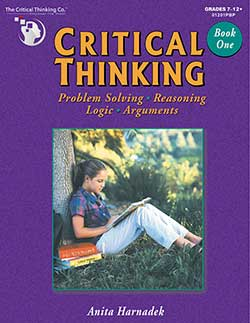 critical thinking company mathematical reasoning review