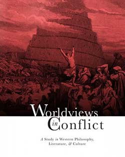 Worldviews in Conflicts Student Edition 9780996171915 by Master Books