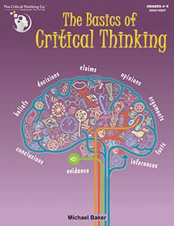 critical thinking reading detective beginning The critical thinking co the reading detective® series is available in book or software versions with some distinct differences reading detective® beginning.
