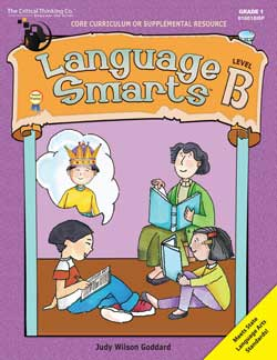 Language Smarts Level B for 1st Grade