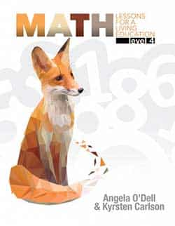 Master Books Math Lessons for a Living Education Level 4 9780890519264