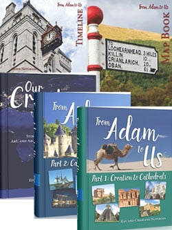 Go to From Adam to Us World History by Notgrass Company