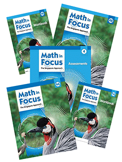 Math in Focus Grade 4 Student Pack 9780547549330
