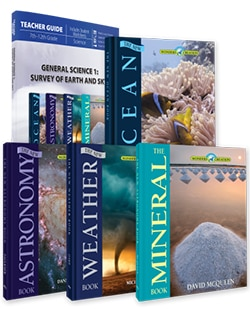 General Science 1 Curriculum Package 9781683440291 by Master Books